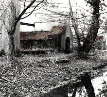 Chilworth Gunpowder Mills by Colin J Williams Photography