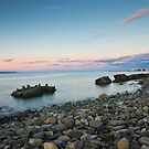 Calm at Westshore by Derek Kan