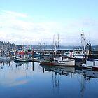 Newport Harbour by Englandken