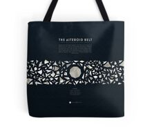 Ceres and the asteroid belt Tote Bag