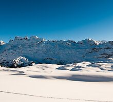 winter panorama by peterwey