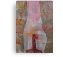 WALKING(C2012) Canvas Print