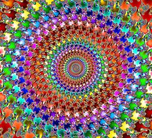'Spectral Spiral' by Scott Bricker