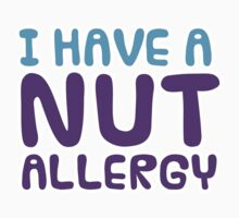 Nut Allergy 2 by hamsters