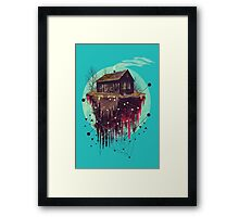 Aftermath Framed Print