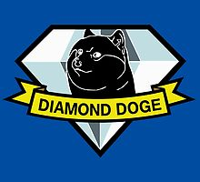 Diamond Doge by DannySanchez