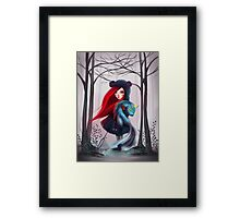 Royal Hunting Framed Print