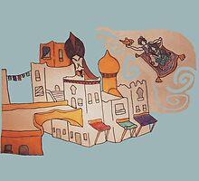 Aladdin by bomvibes