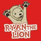 Ryan the Lion Tee by Tim Andrews