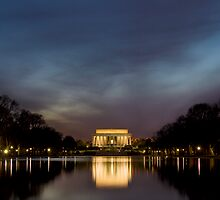 Lincoln Memorial by Scott Moore