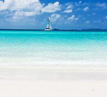 Sail Away 2 by Tim Wootton