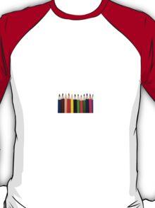 Color Pencils T-Shirt