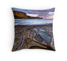 Shack Bay Throw Pillow