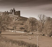 Rock of Cashel by John Quinn