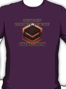 Retired Bronze League Champion T-Shirt
