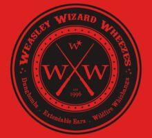 Weasley Wizard Wheezes Logo Kids Clothes