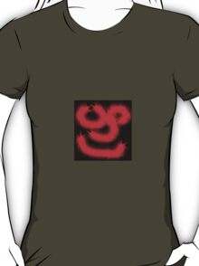 red face T-Shirt