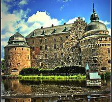 Örebro Castle  by Fadi  Barake