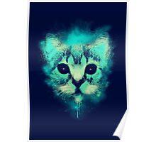 Cosmic Cat Poster