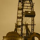Wiener Riesenrad by Kenneth Westling