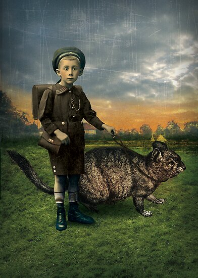 After school by Catrin Welz-Stein
