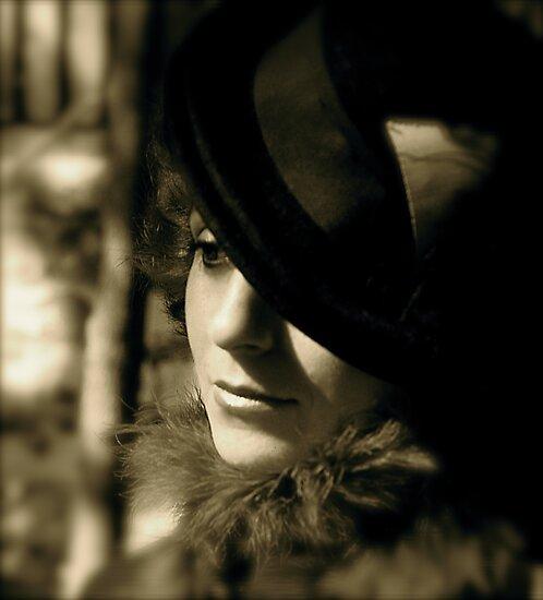 Portrait of Max by RonnieGinnever