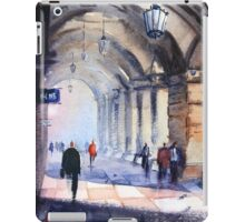Morning in the GPO Colonnade iPad Case/Skin