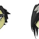 emo smileys by Jenny -  DESIGN