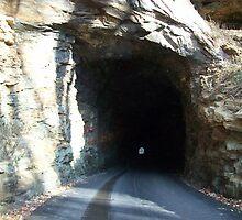 Nada Tunnel by Joshua Potter