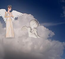 watching over you by Cheryl Dunning