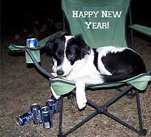 New Year's Champ by Glenna Walker