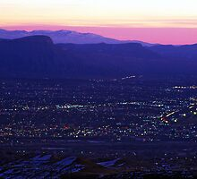 Early Morning Grand Junction, CO by Brian Hendricks