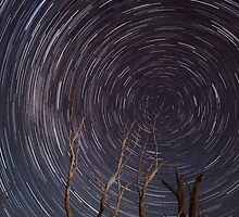 Pathway through the stars by Neil