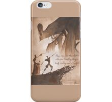 The Tale of Three Brothers iPhone Case/Skin