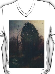 Home is where the fog is T-Shirt