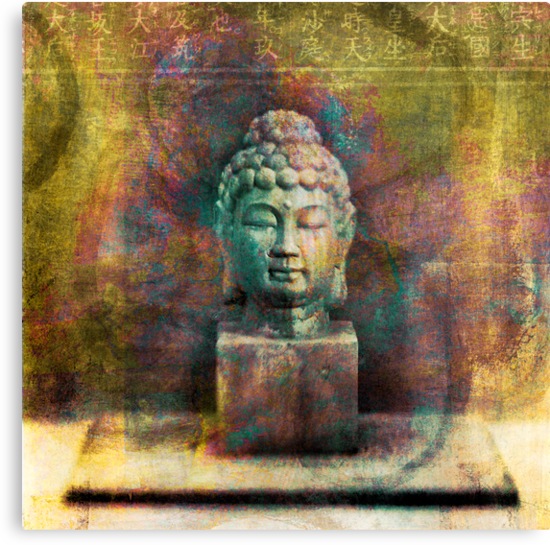 Buddha by Elena Ray