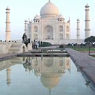 Taj Mahal, India by John Keates