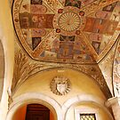 Painted Ceiling in Siena, Italy by jojobob