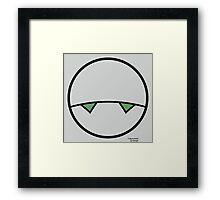 Hero Circles - Marvin Framed Print