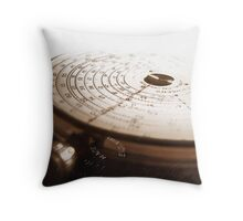 Fowler's Universal Calculator Throw Pillow