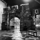 Views of York in infrared by clickinhistory