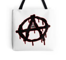 All Seeing Anarchy Tote Bag