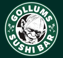 Gollums Sushi Bar by Alpha-Attire