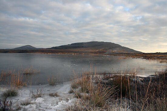 Winters morning at Mullaghmore by John Quinn
