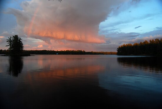 Bolger lake by Mykola