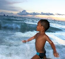 Boracay boy by delfinodesign