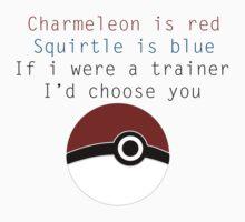 I choose you~ Kids Clothes
