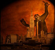 Kong by Mary Ann Reilly