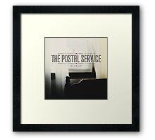 The Postal Service - Give Up Framed Print
