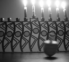 Chanukah 2008 by abbycadabra